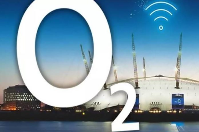 O2's 5G network