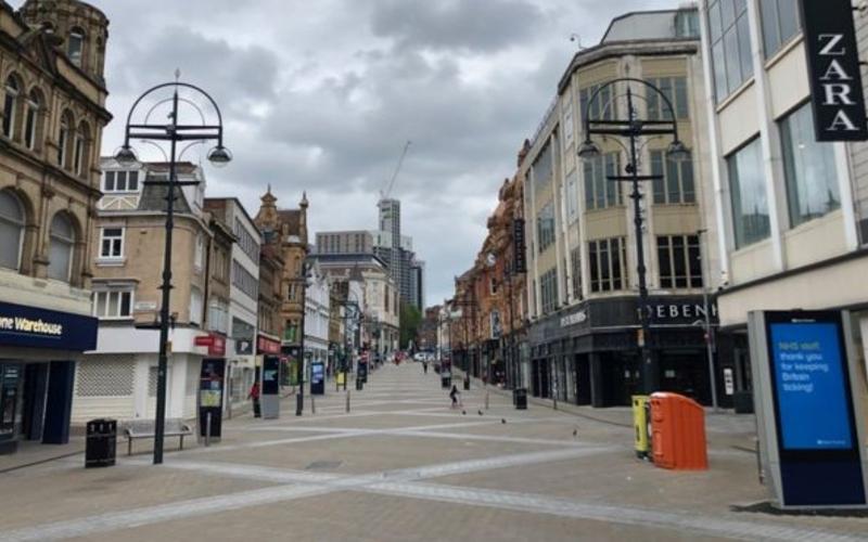 Leeds, Covid19