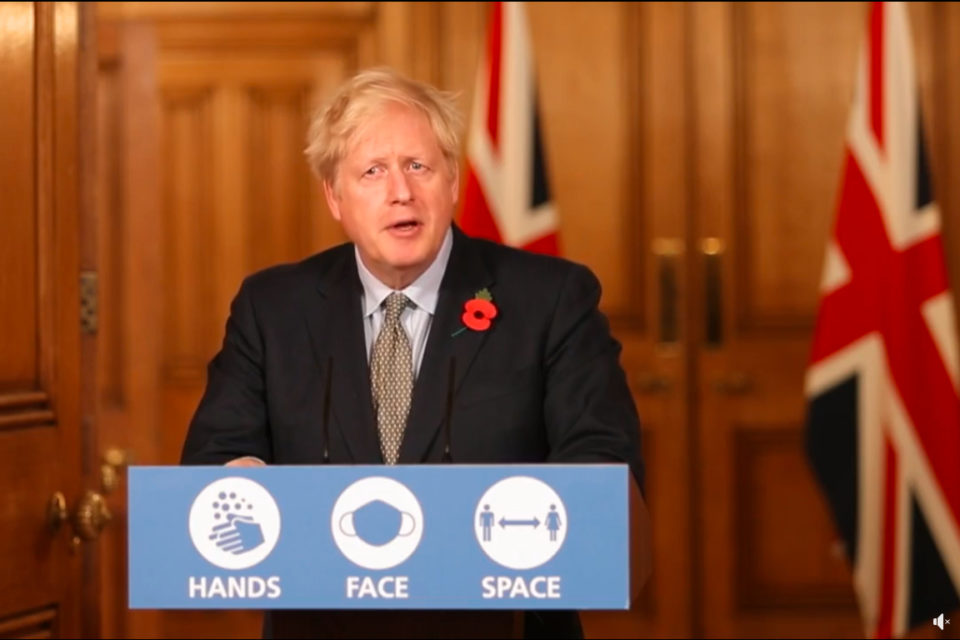 Boris Johnson, self isolating, போரிஸ், கொரோனா